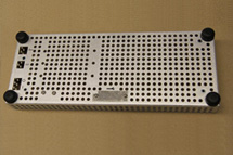 Aluminum Rear Electronics Cover