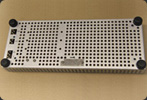 Fabricated Aluminum Rear Electronics Cover for Electronics Industry